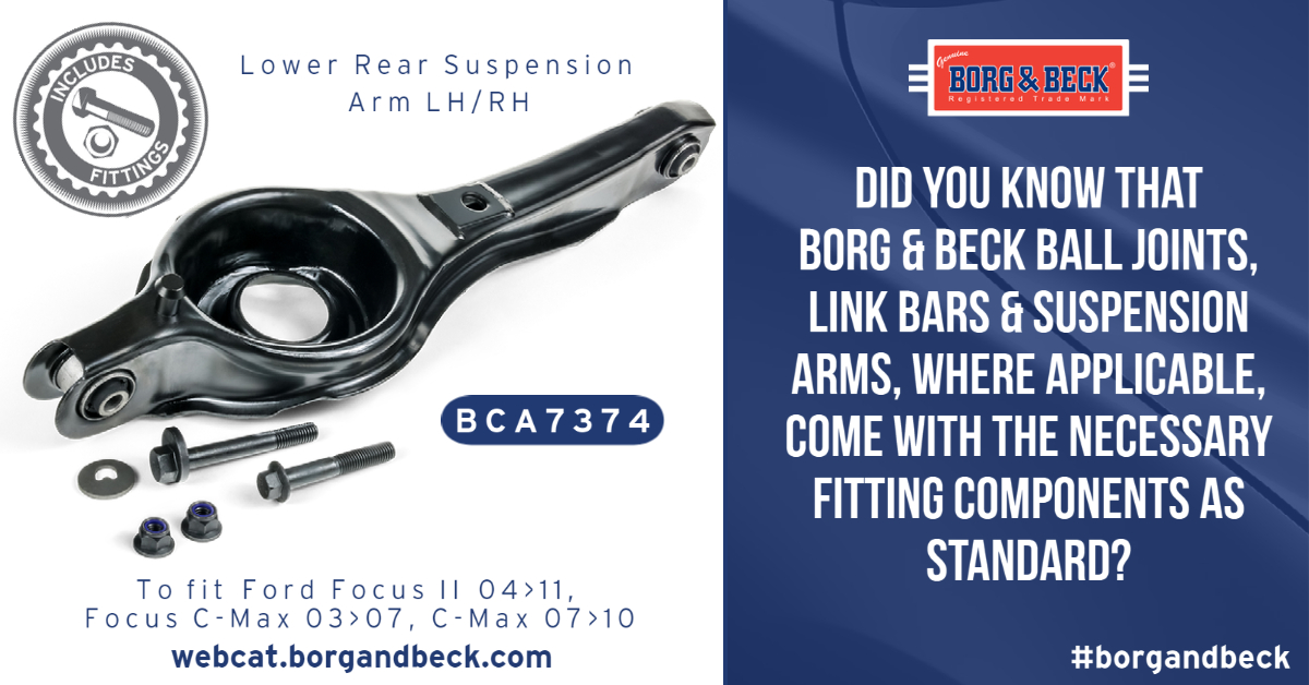SS Ford Suspension Arm BCA7374